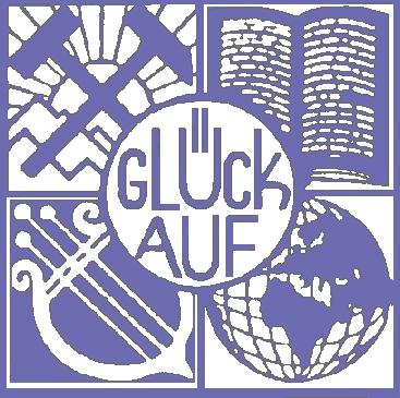 Glückauf Gymnasium Logo