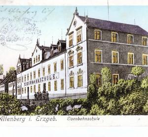 Schulgebäude bis 1907