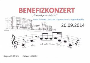 2014-09-20 Ehemaligen-Benefizkonzert Plakat